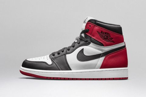 "cheap for discount c9d67 a2b4a Nike Air Jordan 1 ""Black Toe"""