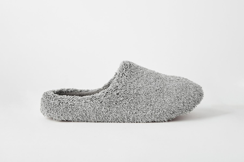 Fluffy Yarn Fleece Slippers