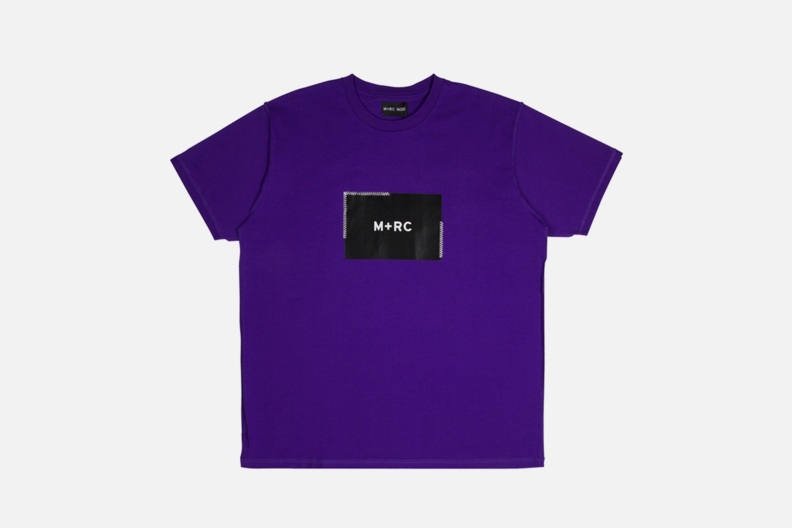M RC NOIR box logo tee purple black front copie 1024x1024 M+RC NOIR SS18 playboi carti