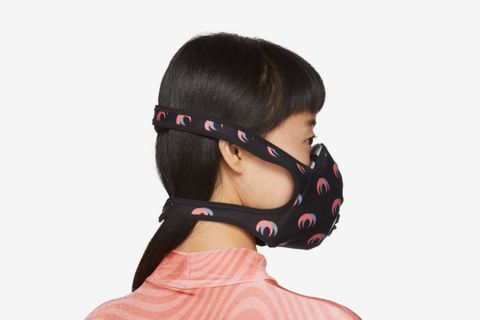 R-PUR Edition Reflective Moon Anti Pollution Mask