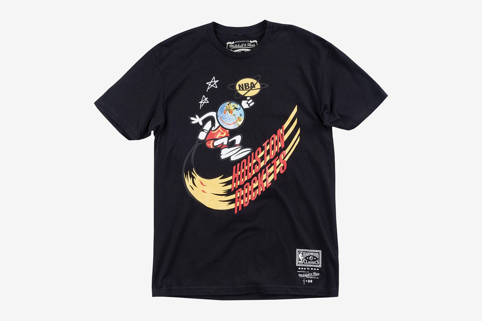 travis scott mitchell ness Astrowold Bleacher Report mitchell & ness