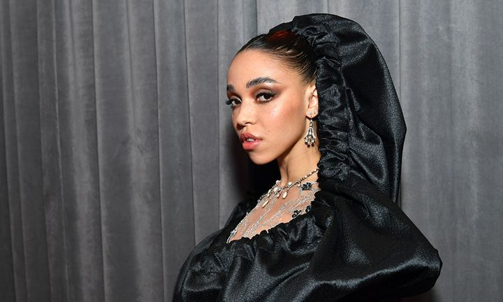 FKA twigs attends the 62nd Annual GRAMMY Awards
