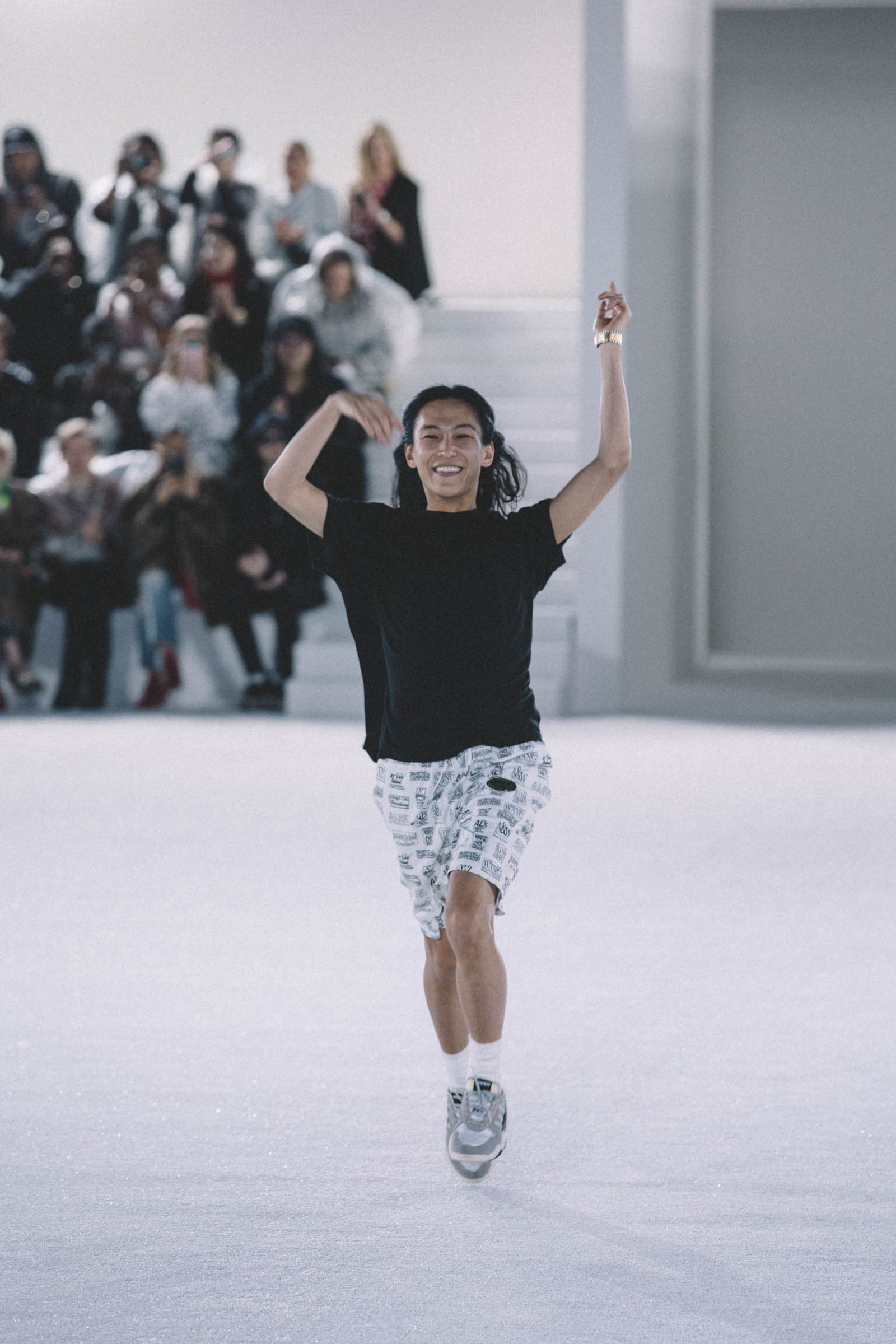 alexander wang collection 1 runway highsnobiety Adidas bella hadid childish gambino