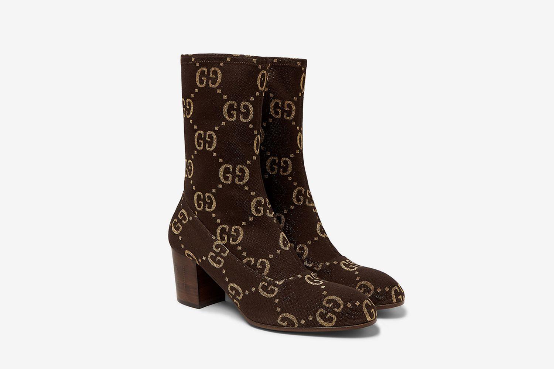 GG Logo Boots