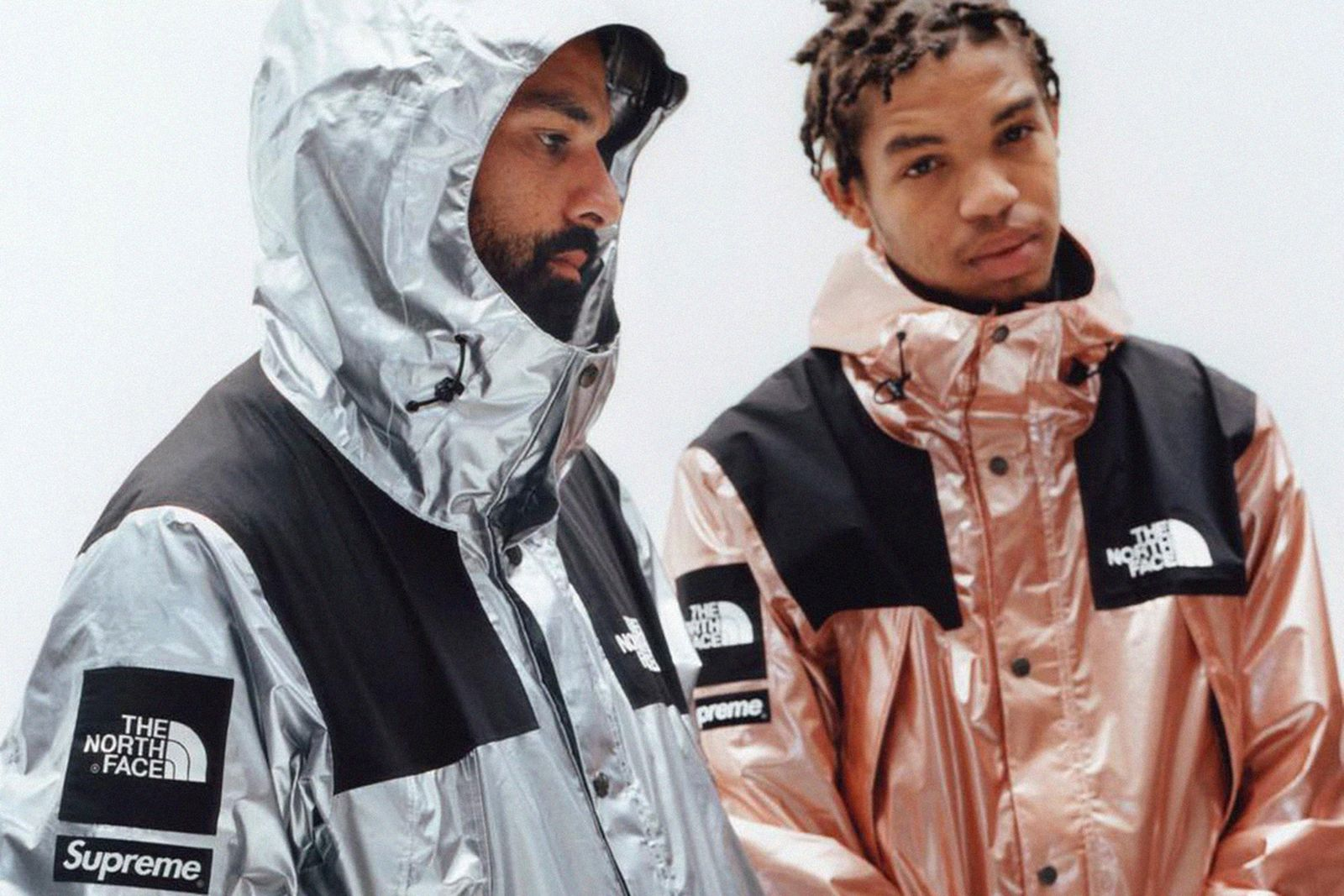 supreme the north face spring summer main