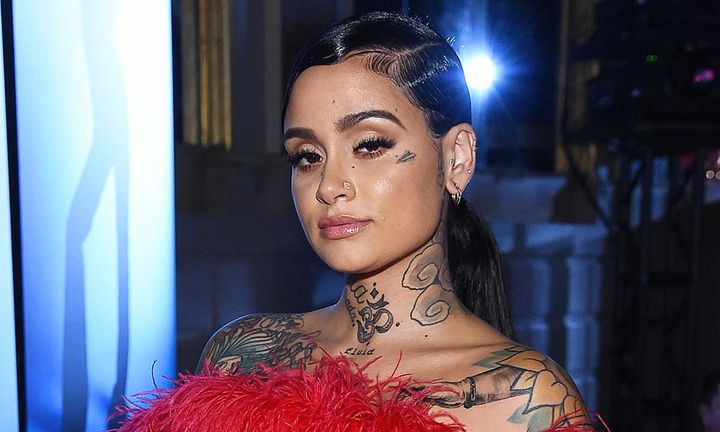 Kehlani Harpers Bazaar red carpet
