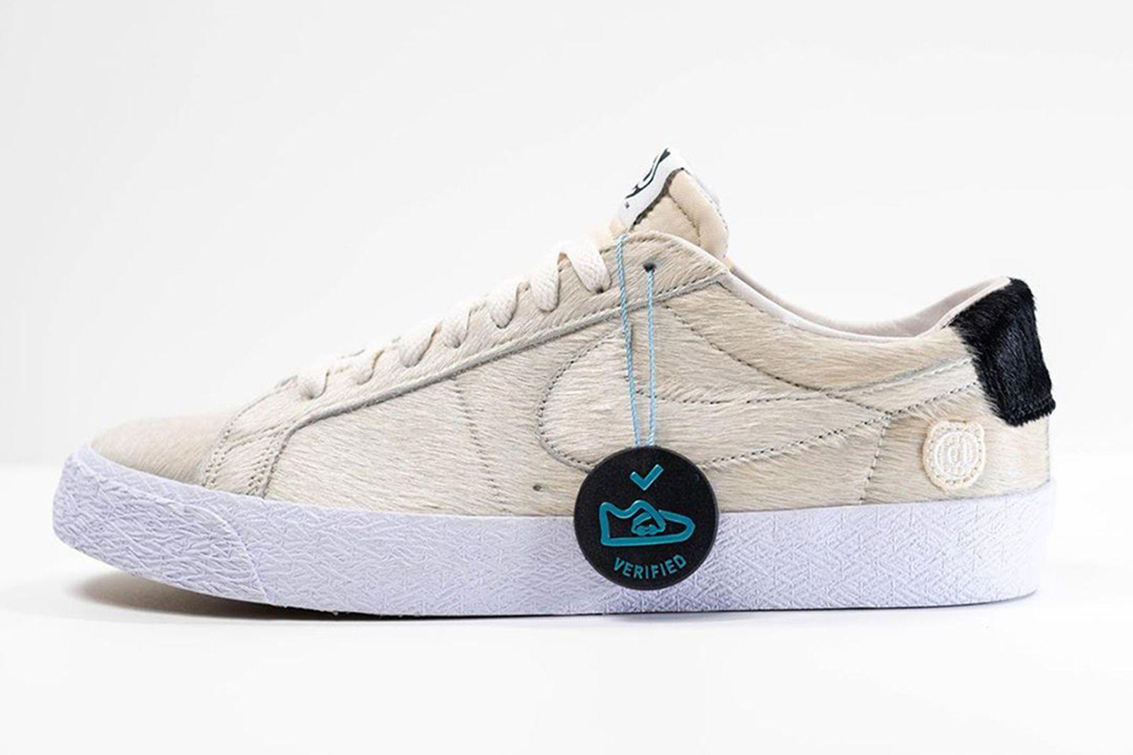 Medicom Toy Nike SB Blazer Low
