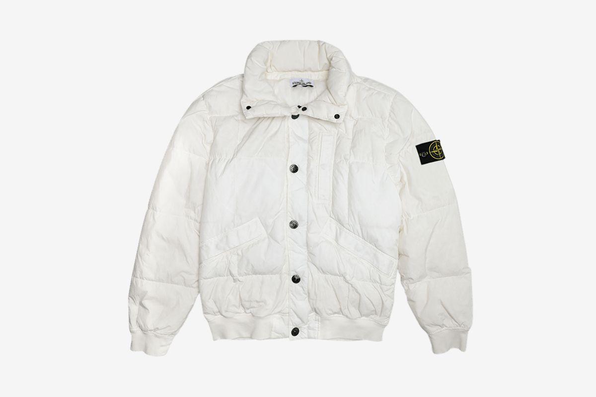 Real Down Jacket 'Natural'