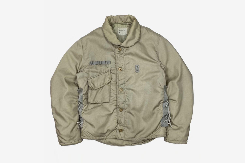 A/W 1999 Vintage Bondage M69 Flak Jacket