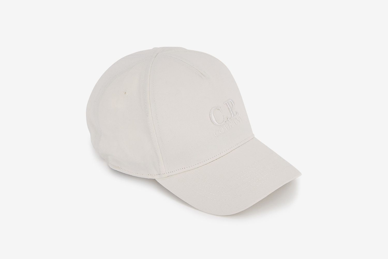 Logo-Embroidered Cotton Cap