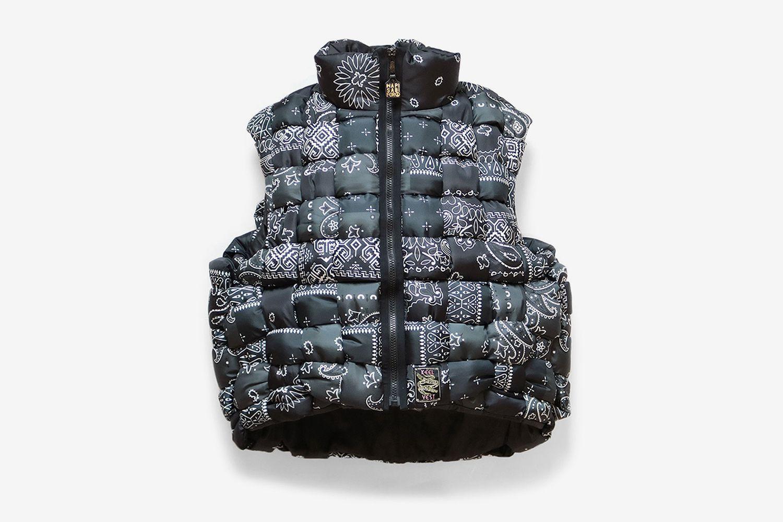 KEEL Weaving Vest
