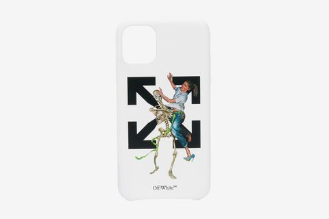 Pascal Skeleton iPhone 11 Pro Max Case
