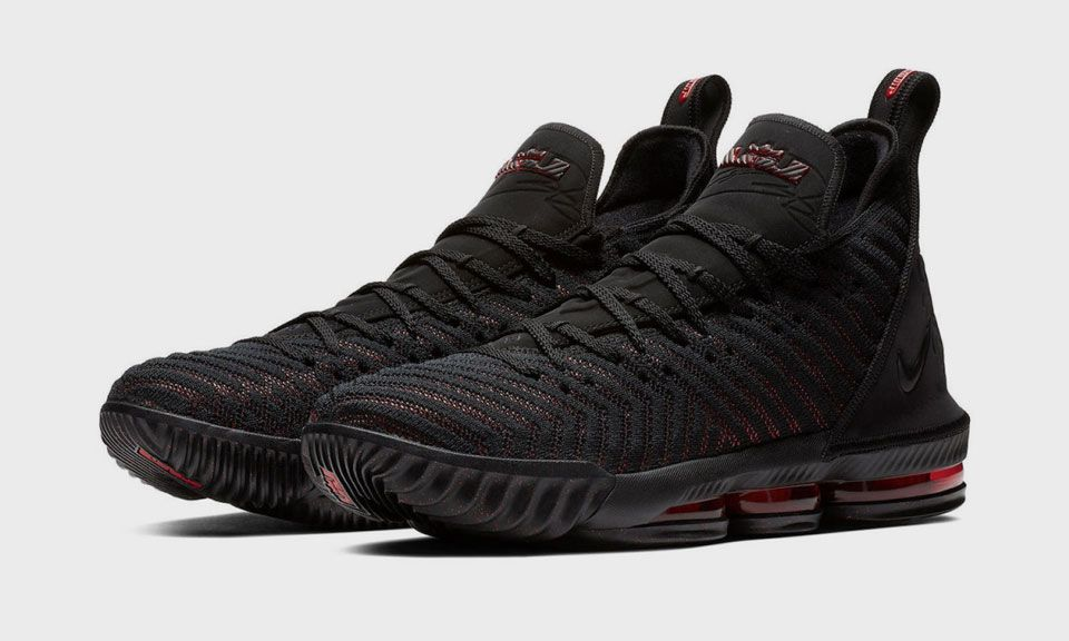 """Here s How to Cop the New Nike LeBron 16 """"Fresh Bred"""" 268d3172f"""