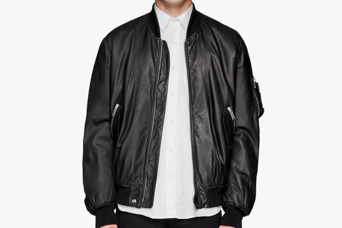 ce856bab6 Men's Leather Jackets: What to Check Before You Buy | Highsnobiety