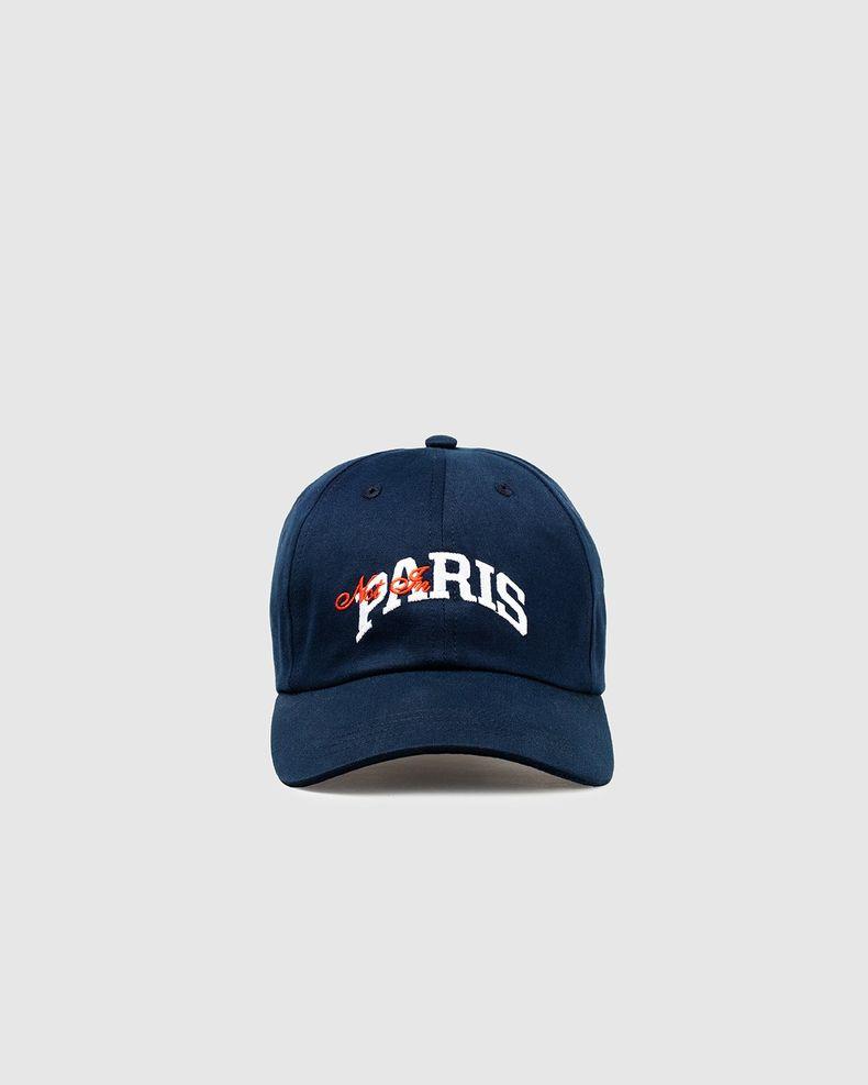 Not In Paris College Logo Cap Navy