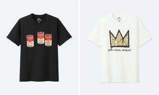 Uniqlo Just Dropped New Andy Warhol & Jean-Michel Basquiat Collab Tees