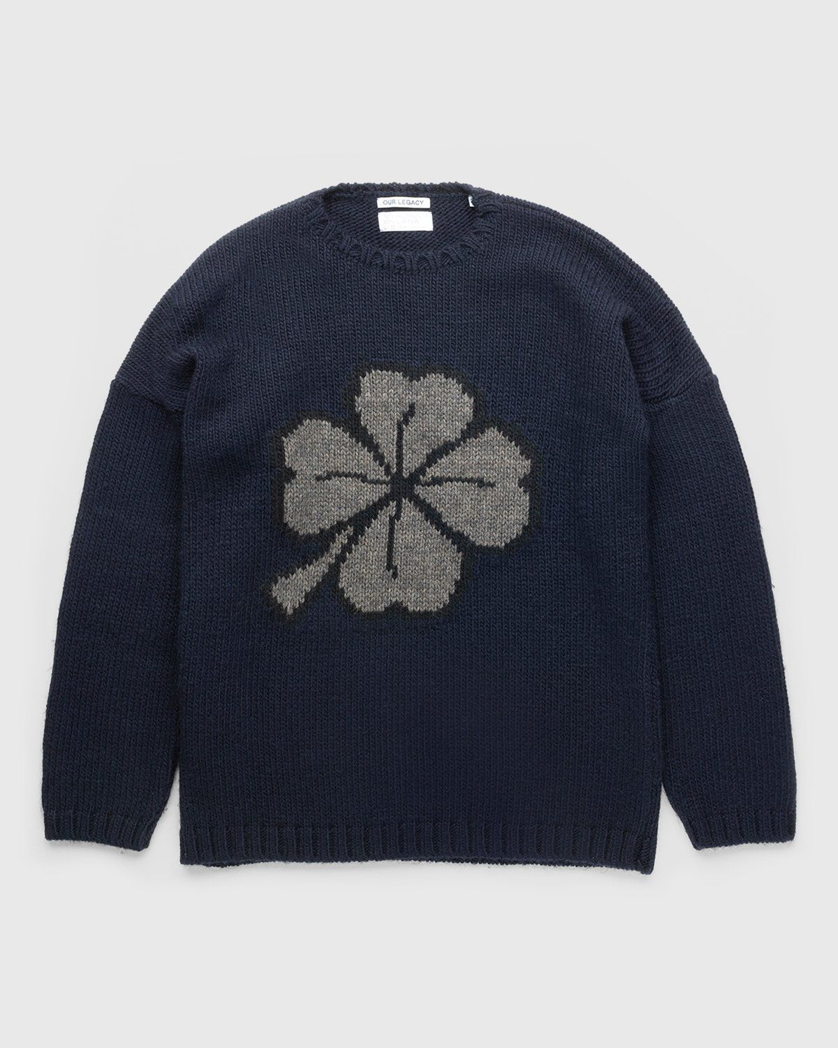 Our Legacy – Popover Roundneck Lucky Lover Black - Image 1