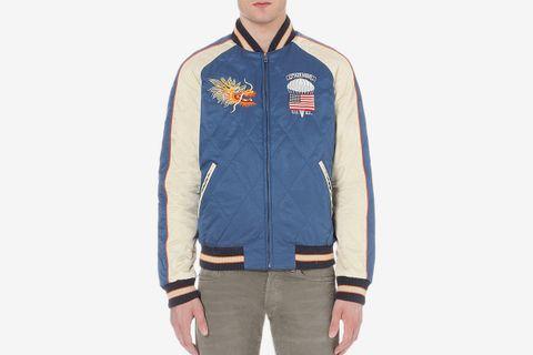 Satin Souvenir Jacket