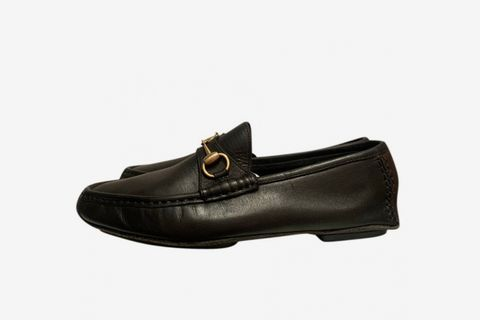 Brixton Leather Flats