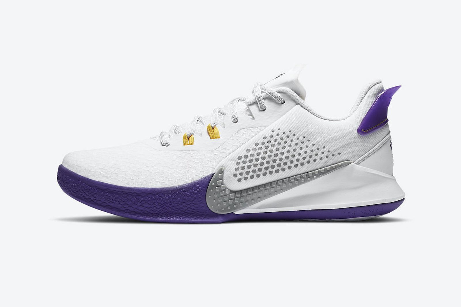 """Nike Mamba Fury """"Lakers Home"""": Official Images & Release Info"""