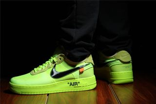 sale retailer eabdb 89eee OFF-WHITE x Nike Air Force 1