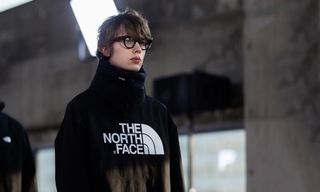 Hyke Shows Latest Collab With The North Face at Tokyo Fashion Week