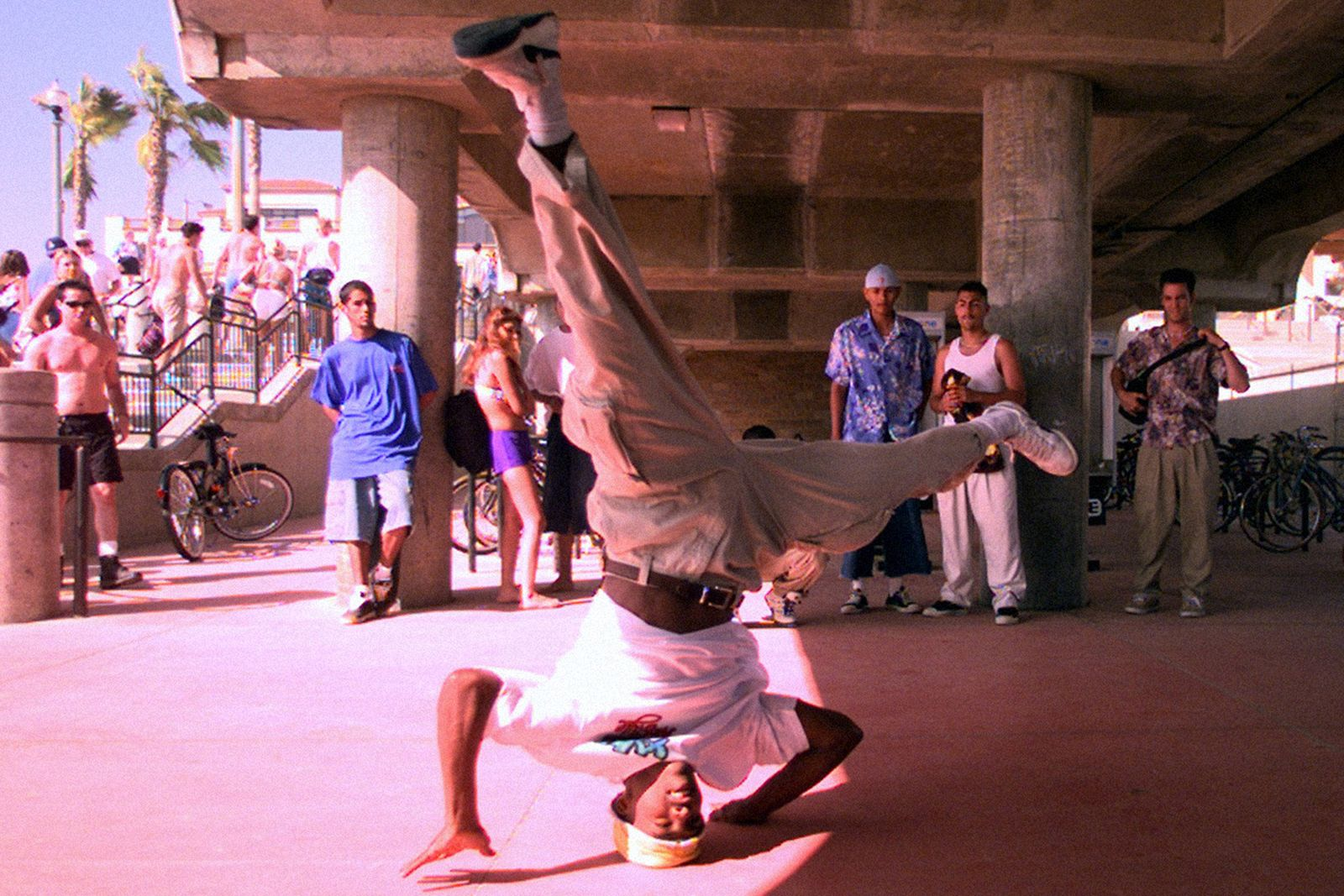 Surfing and breakdancing among four sports to win Paris 2024 spot