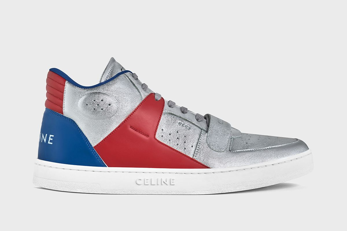 Hedi Slimane's First CELINE Sneaker Is Available to Buy Now 38