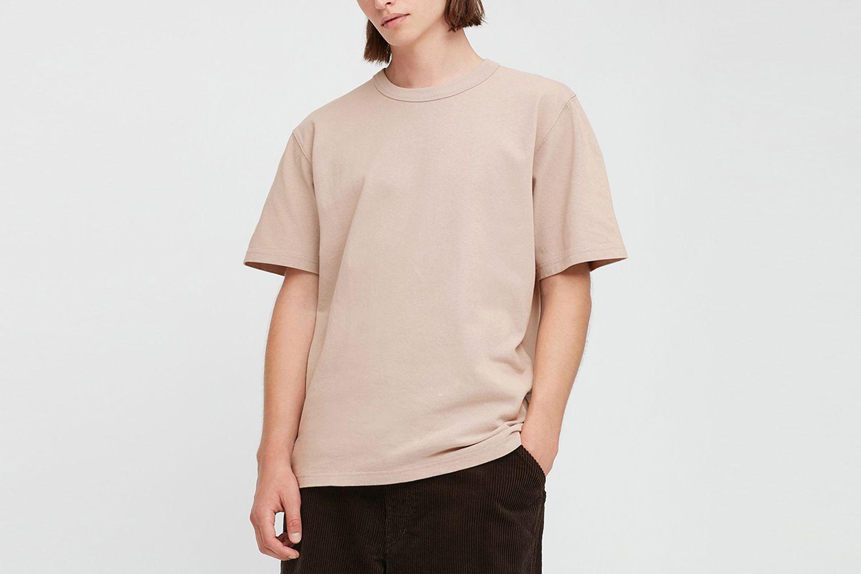U Crew Neck T-Shirt