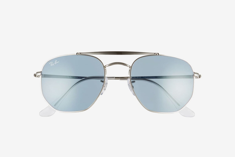 Marshal 54Mm Aviator Sunglasses