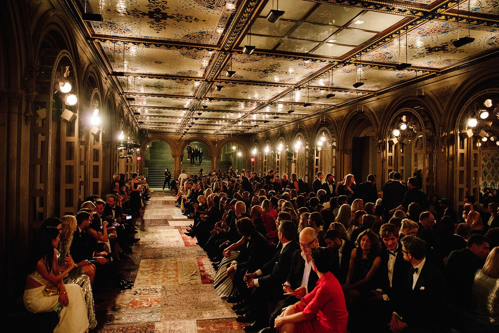 Ralph Lauren Fall Winter 2019 NYFW Guests fashion shows new york fashion week