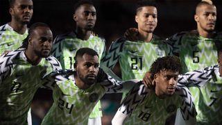 nigeria football Nike World Cup 2018
