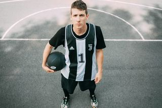 pretty nice b5b8f 9ca71 Juventus Just Dropped an adidas Basketball Jersey