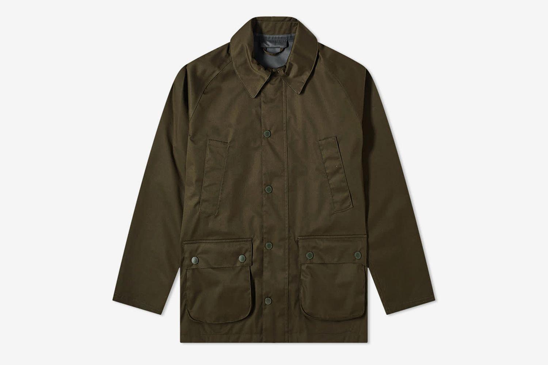 Waterproof Bedale Jacket