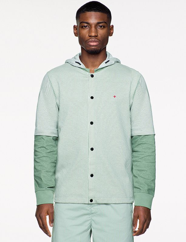 """Stone Island Sets Sail With Striped """"Marina"""" Collection"""