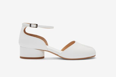 Tabi Ankle Strap Heels