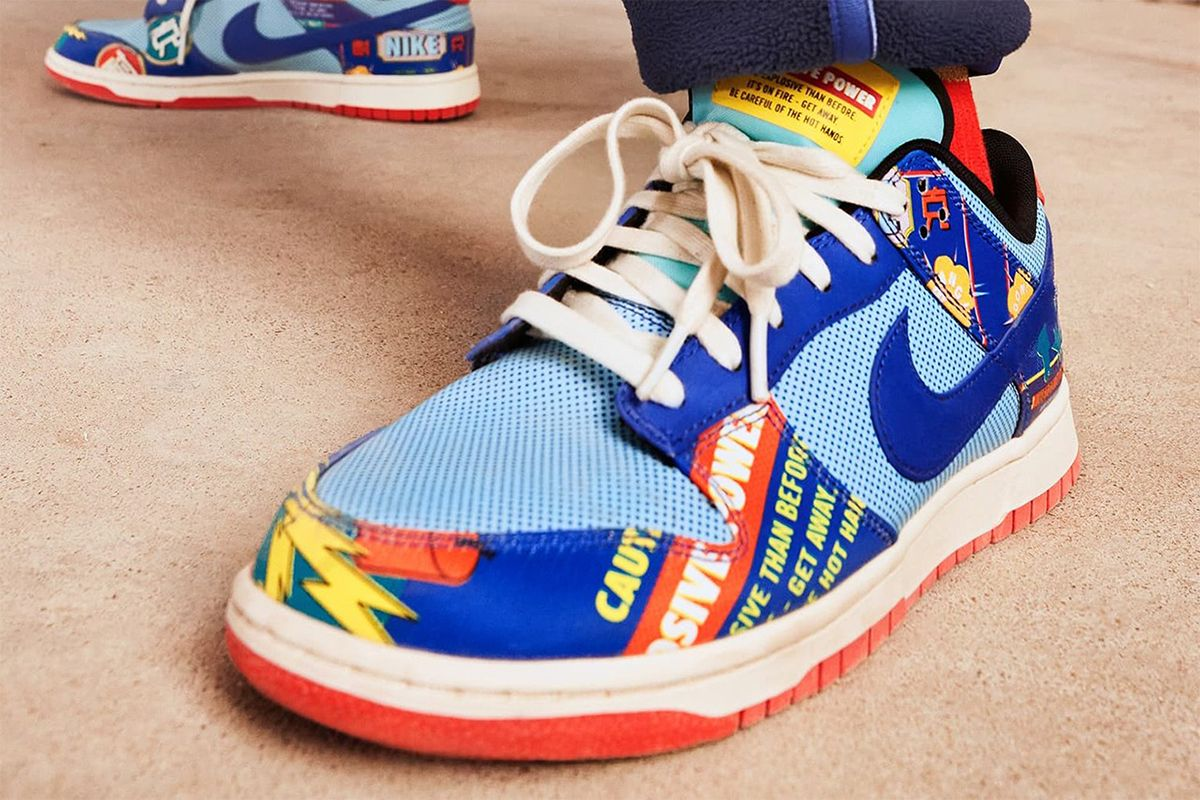 Nike's CNY Dunk Low Debuts With a Bang & Other Sneaker News Worth a Read