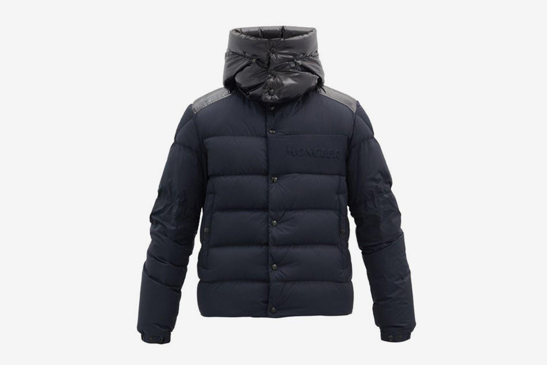 Aubrac Hooded Down Jacket