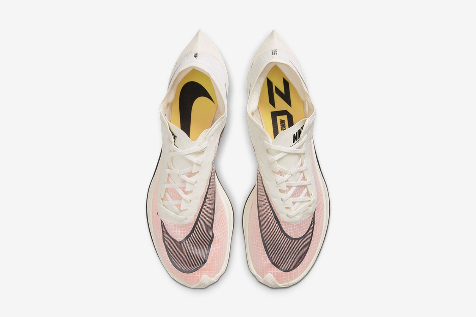 "Nike ZoomX Vaporfly NEXT% ""Sail/Black"""