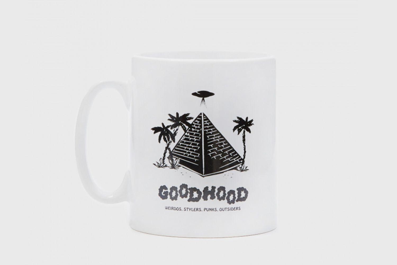 Pyramid Mug
