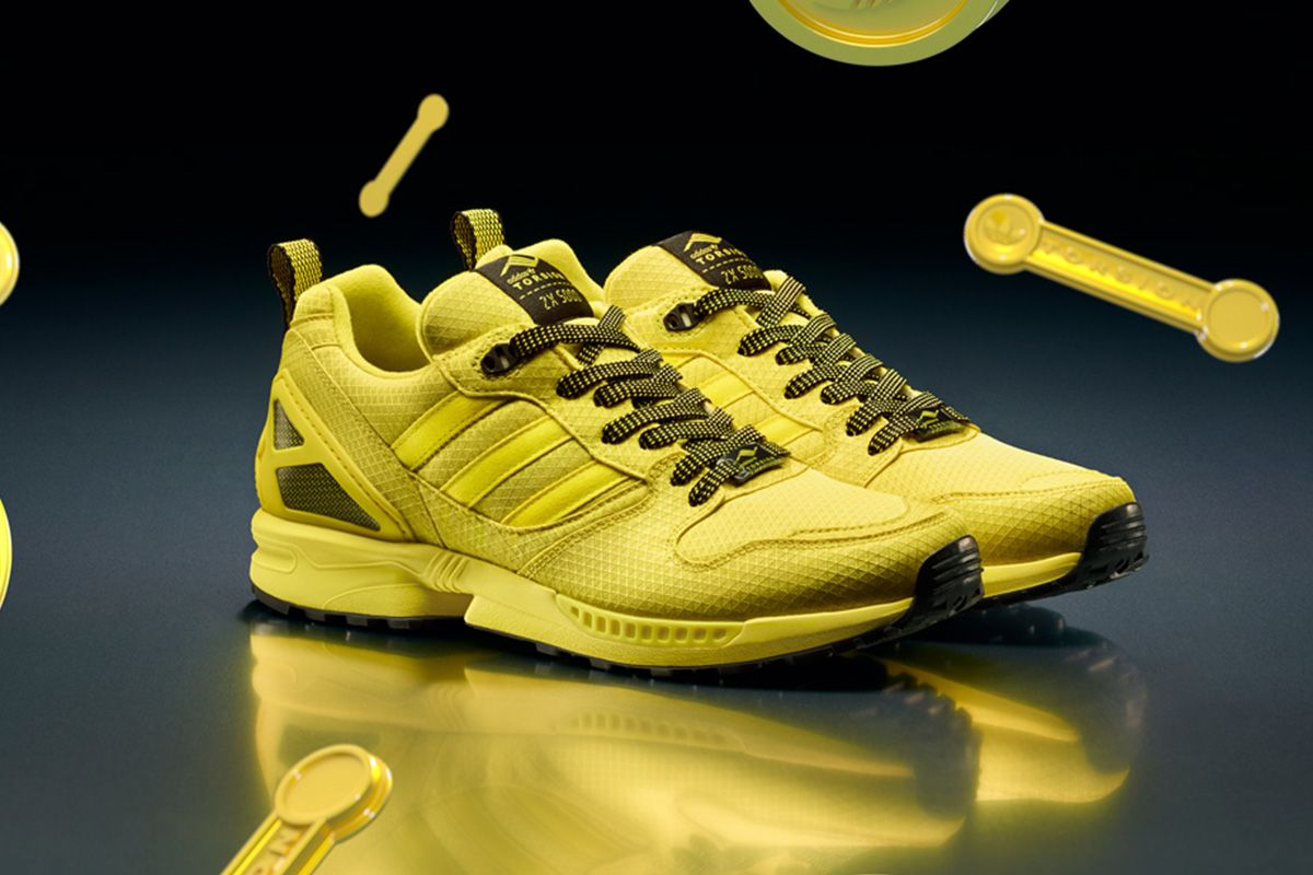adidas' New ZX 5000 Pays Tribute to the Torsion Bar 3