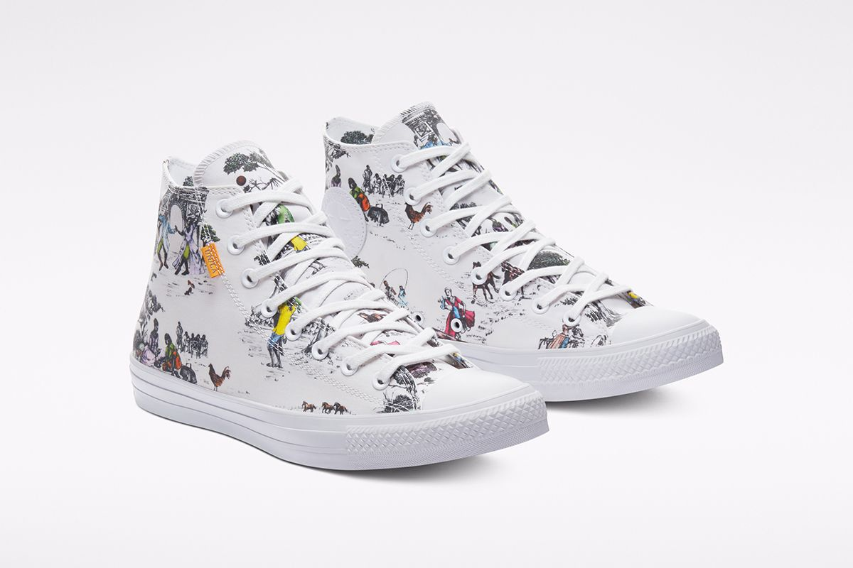 Union Celebrates African American Culture With New Converse Chuck Taylor 13