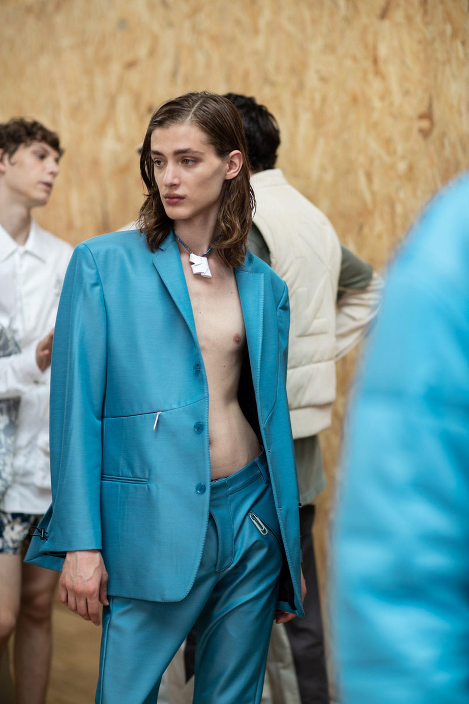 MSS20 Paris OffWhite EvaAlDesnudo ForWeb 09 paris fashion week runway