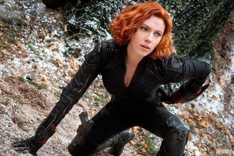 Scarlett Johansson To Reportedly Earn 15 Million For New