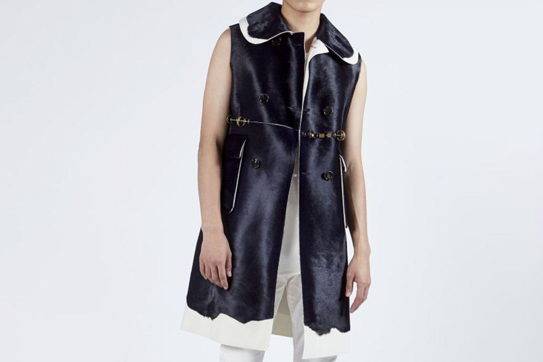 Belted Waist Coat