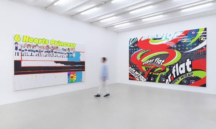 Takashi Murakami: Michel Majerus Superflat