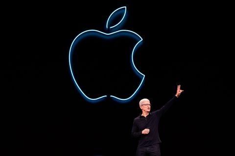 Tim Cook Apple WWDC