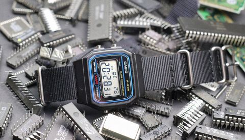 Is the Casio F-91W Watch the Ultimate Terrorist Timepiece