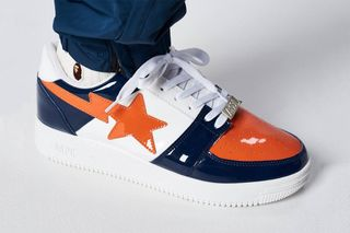 726738e384b48 BAPE Is Bringing Out 3 New BAPESTA Colorways This Week
