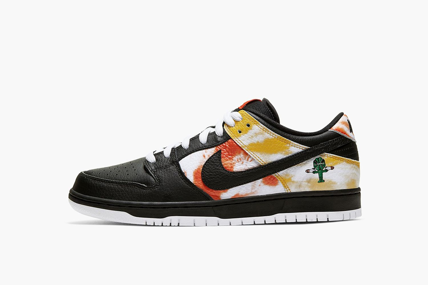 "Dunk Low ""Tie-Dye Rayguns 2019 - Black"""